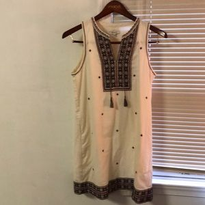 Madewell size 4 white dress